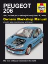 Haynes Workshop Manual Peugeot 206 Petrol & Diesel (02-09) 51 to 59